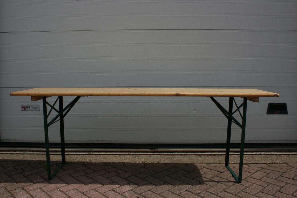 Tafels ronco verhuur for Verhuur tafels